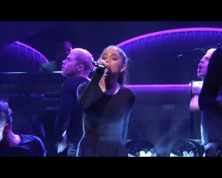 Ariana Grande – Be Alright (Live On SNL)