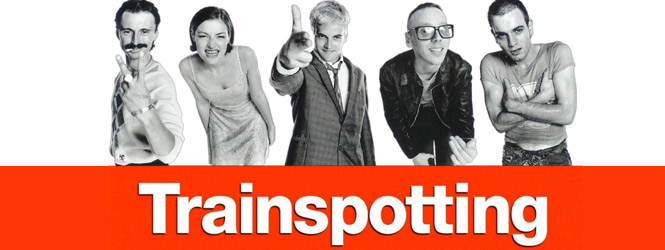 Reeditan el soundtrack de Trainspotting en vinilo