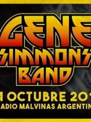Gene Simmons and His Band en Argentina