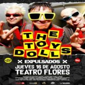 The Toy Dolls en Buenos Aires