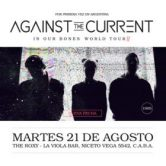 Against The Current en Argentina