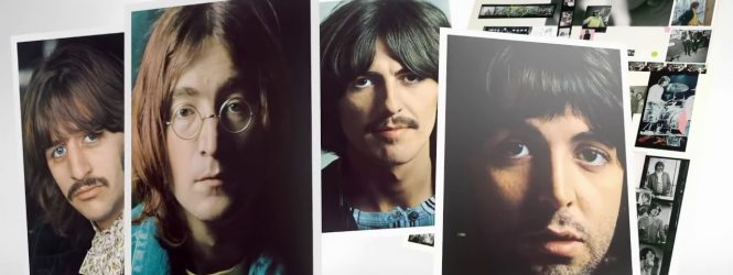 "Así es la colosal reedición de ""The White Album"" de The Beatles"
