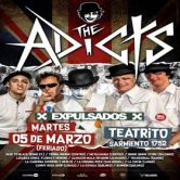 The Adicts en Buenos Aires
