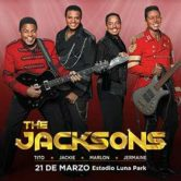 The Jacksons en el Luna Park