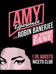 Amy Winehouse Experience en Niceto Club